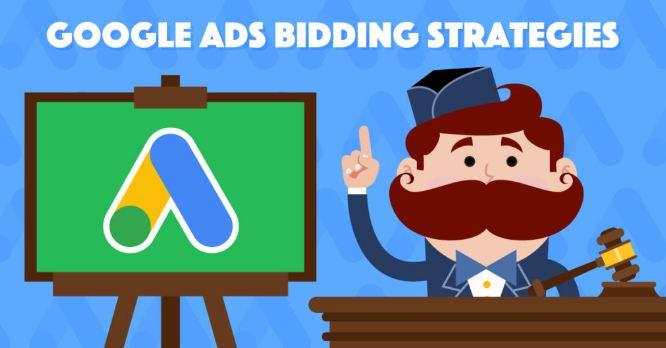 Chiên lược đấu thầu Bid trong quảng cáo Google ads
