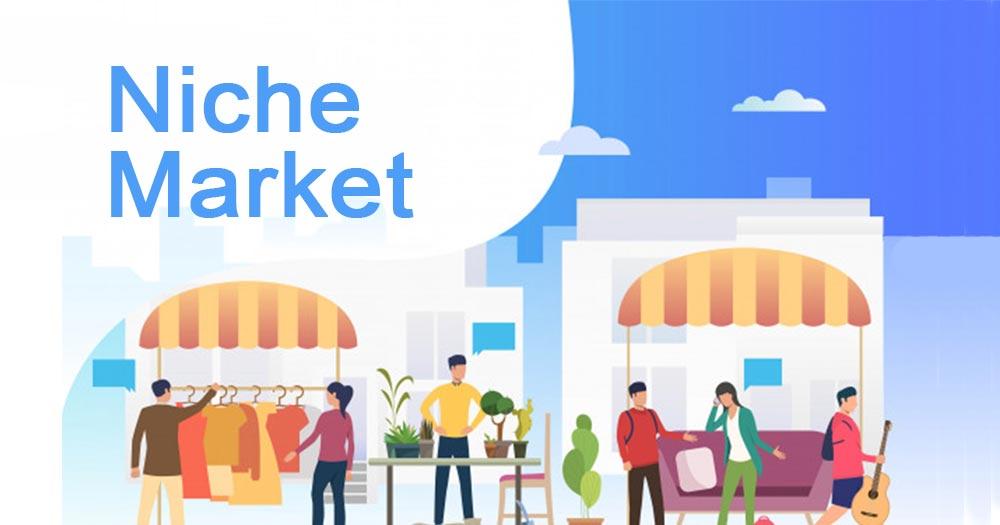 Nghiên cứu thị trường ngách thích hợp