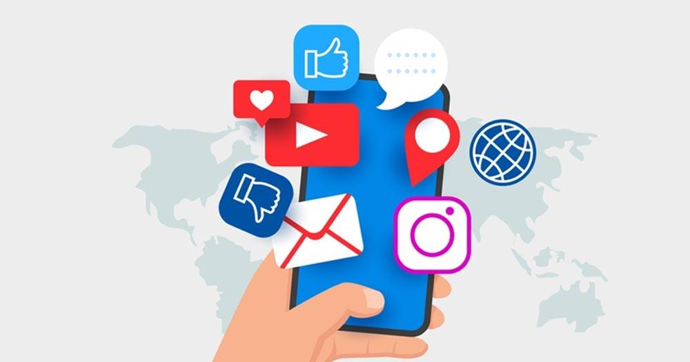 Sử dụng Mạng xã hội để tiếp thị website du lịch